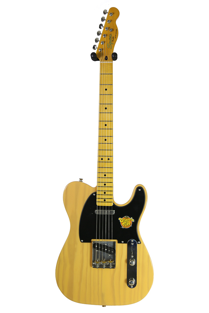 brand new fender squier classic vibe telecaster 39 50s butterscotch blonde electric guitar new. Black Bedroom Furniture Sets. Home Design Ideas
