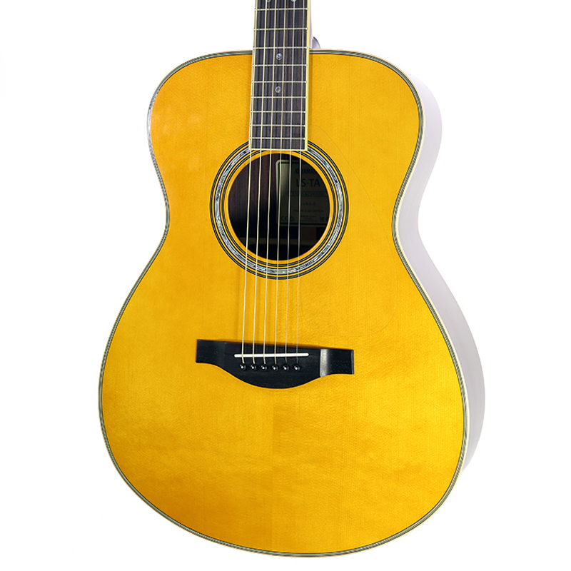 brand new yamaha ls ta vintage tint acoustic electric guitar new york music emporium. Black Bedroom Furniture Sets. Home Design Ideas