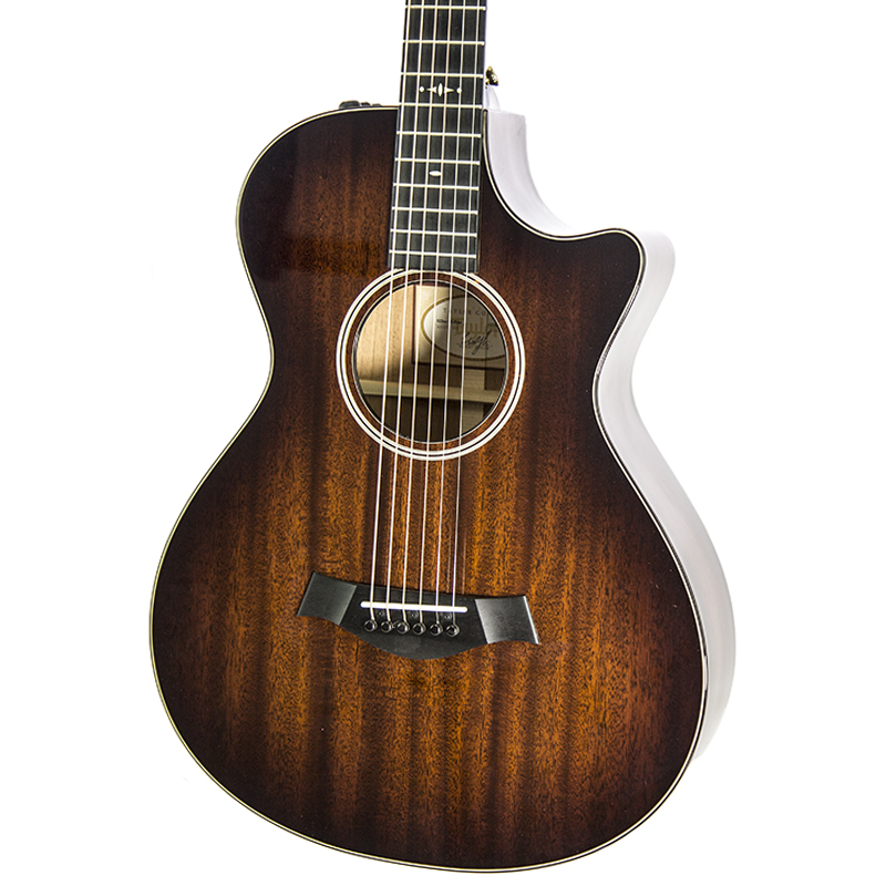 brand new taylor 522ce 12 fret acoustic electric guitar new york music emporium. Black Bedroom Furniture Sets. Home Design Ideas