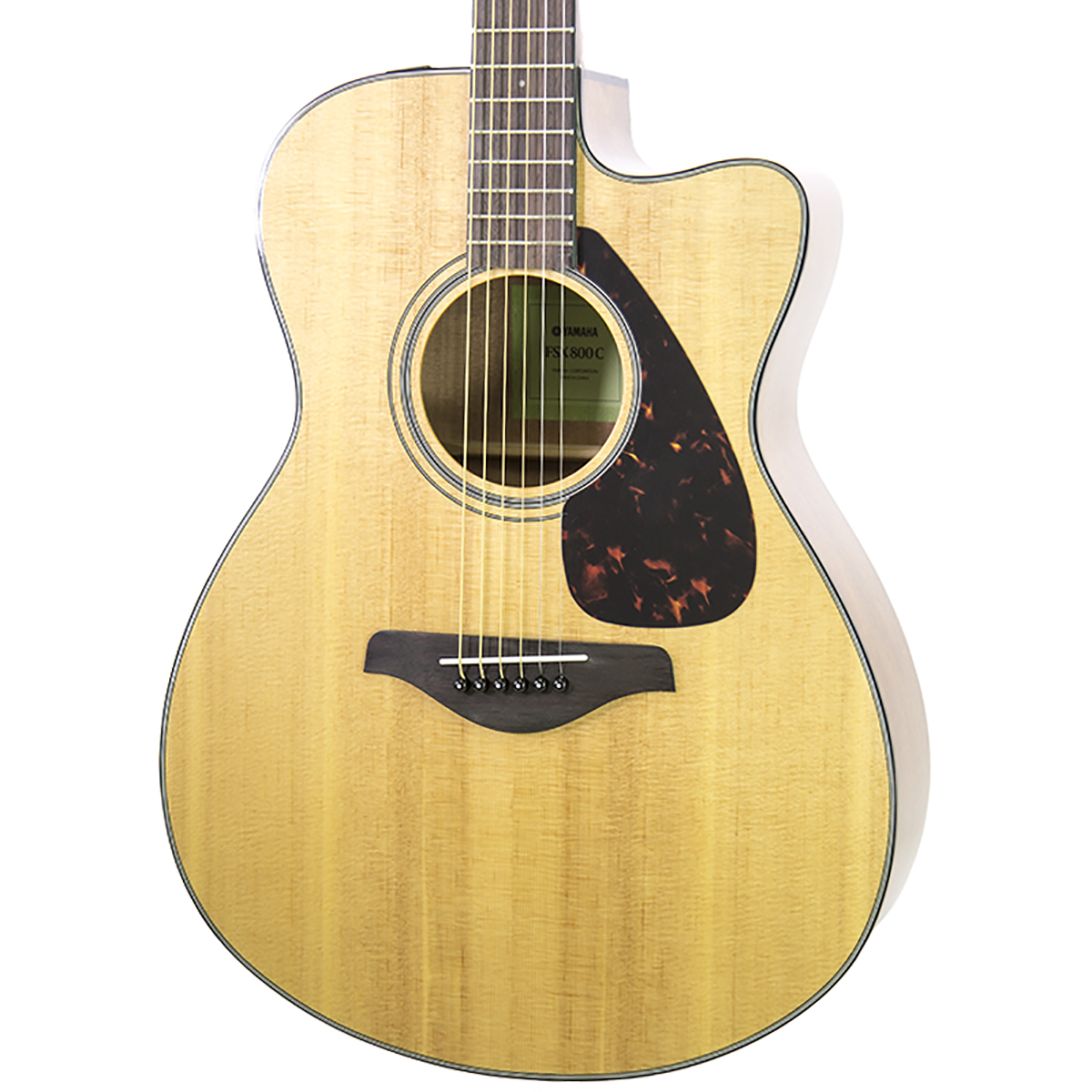 brand new yamaha fsx800c natural acoustic electric guitar new york music emporium. Black Bedroom Furniture Sets. Home Design Ideas