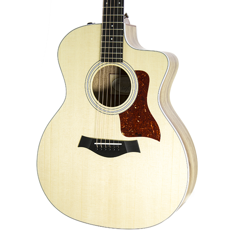 brand new taylor 214ce acoustic electric guitar 7376 new york music emporium. Black Bedroom Furniture Sets. Home Design Ideas
