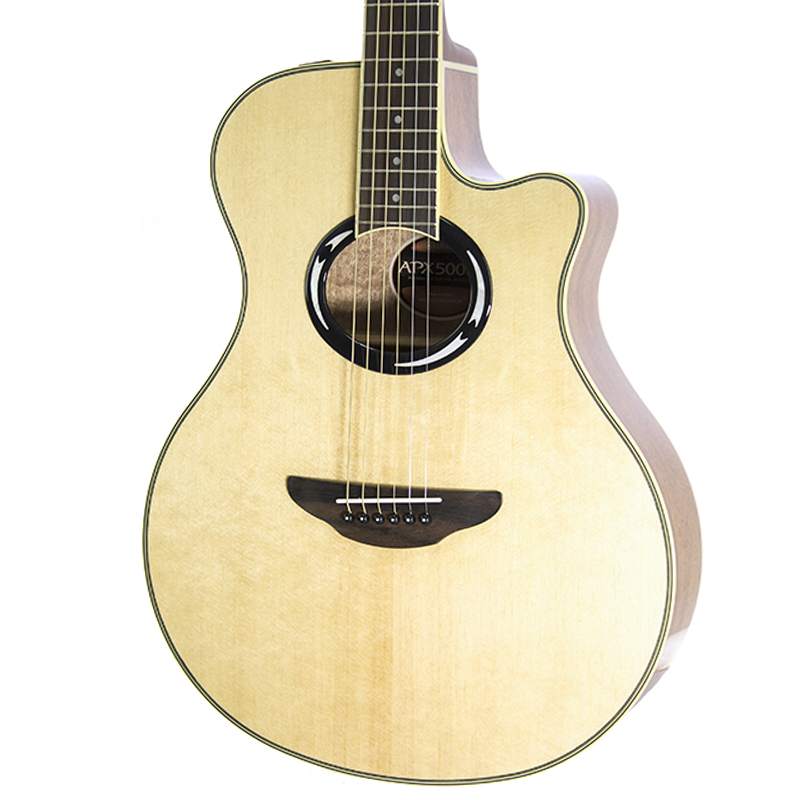 brand new yamaha apx500iii natural acoustic electric guitar new york music emporium. Black Bedroom Furniture Sets. Home Design Ideas