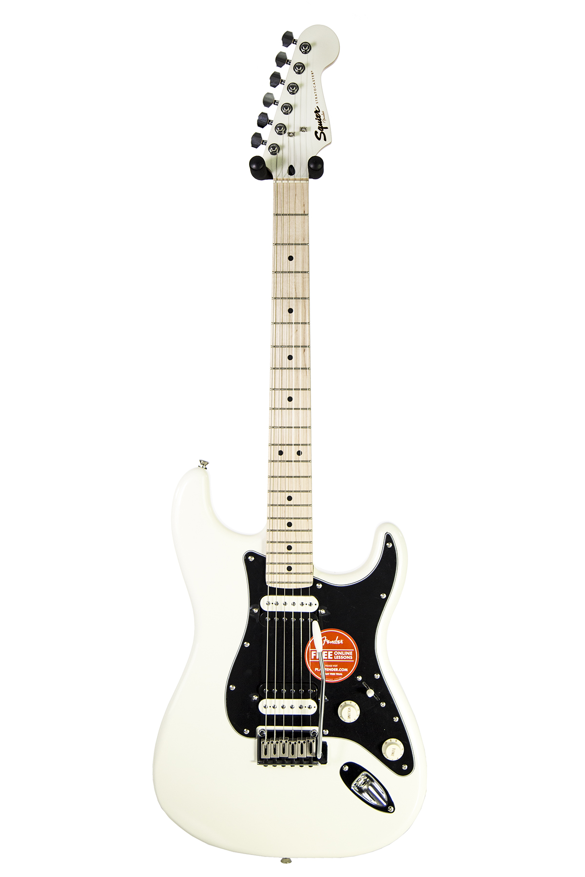 brand new fender squier contemporary stratocaster hh pearl white electric guitar new york. Black Bedroom Furniture Sets. Home Design Ideas