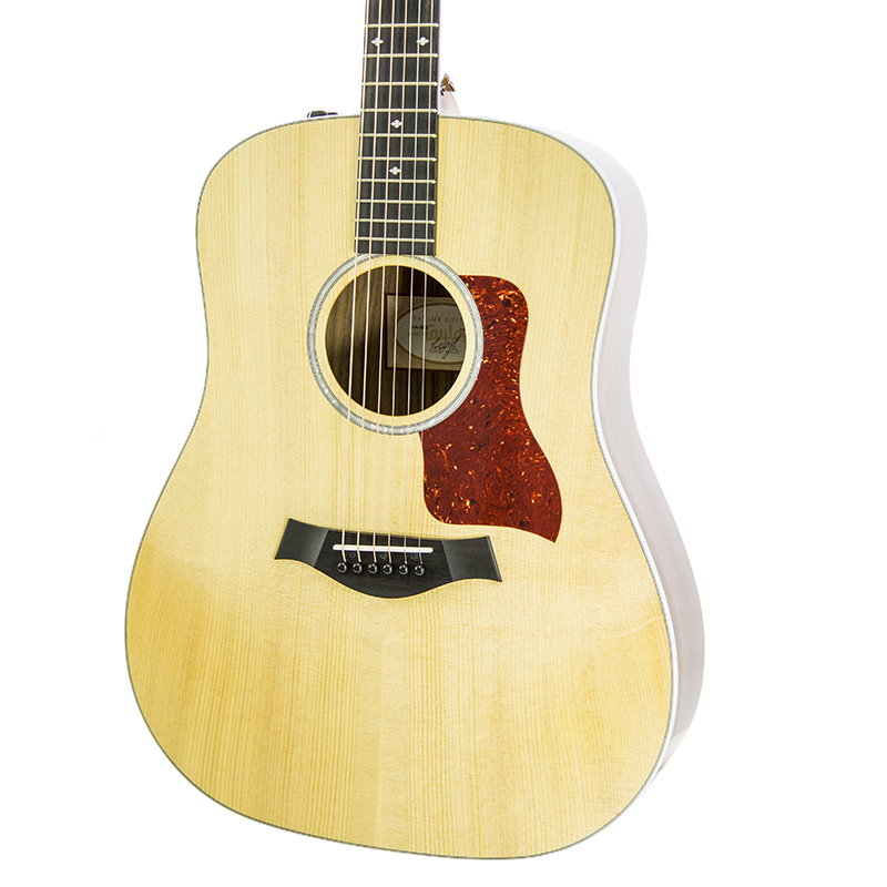 brand new taylor 210e dlx layered rosewood back and sides acoustic electric guitar new york. Black Bedroom Furniture Sets. Home Design Ideas