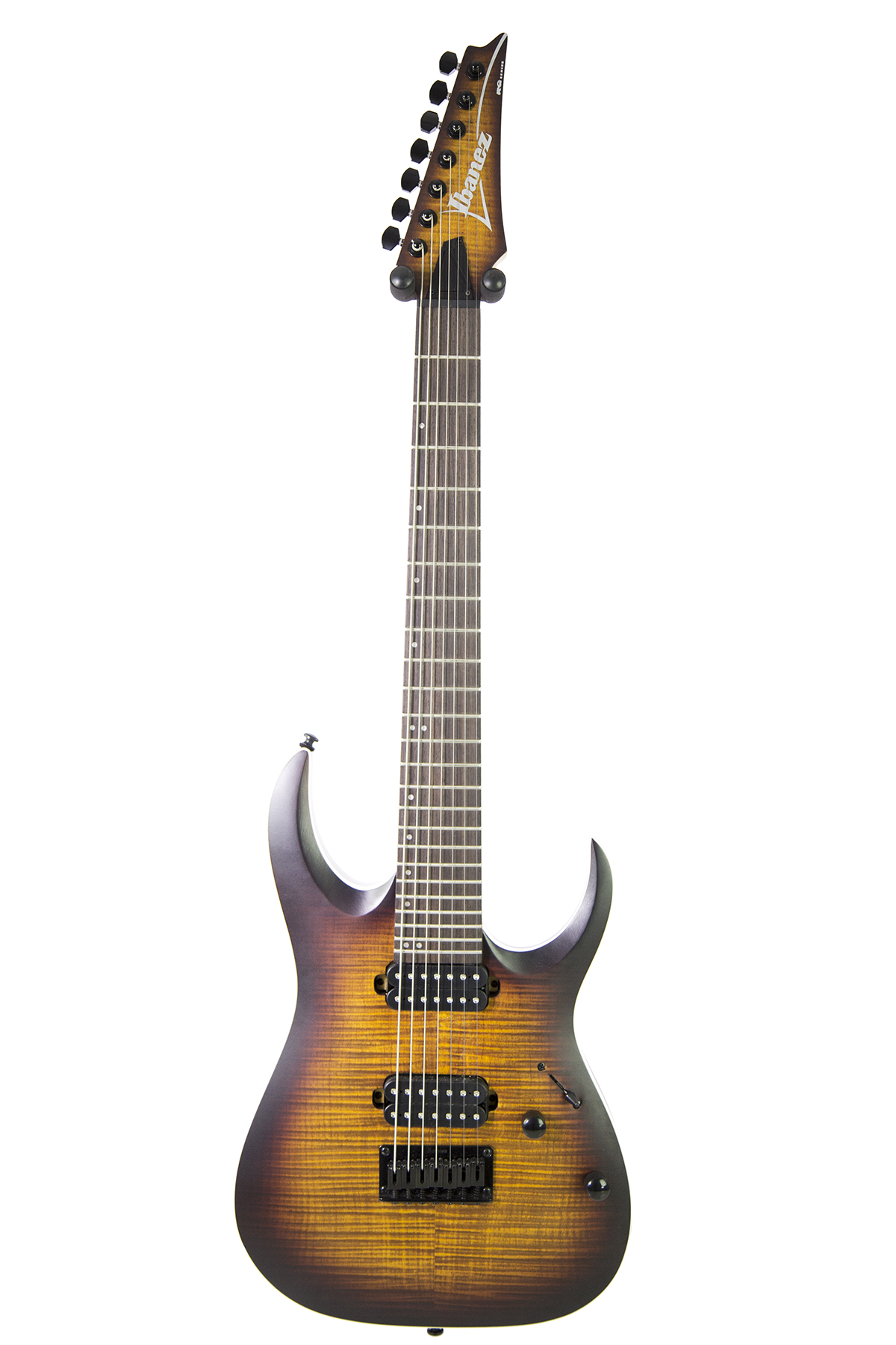 brand new ibanez rga series rga742fm dragon eye burst electric guitar new york music emporium. Black Bedroom Furniture Sets. Home Design Ideas