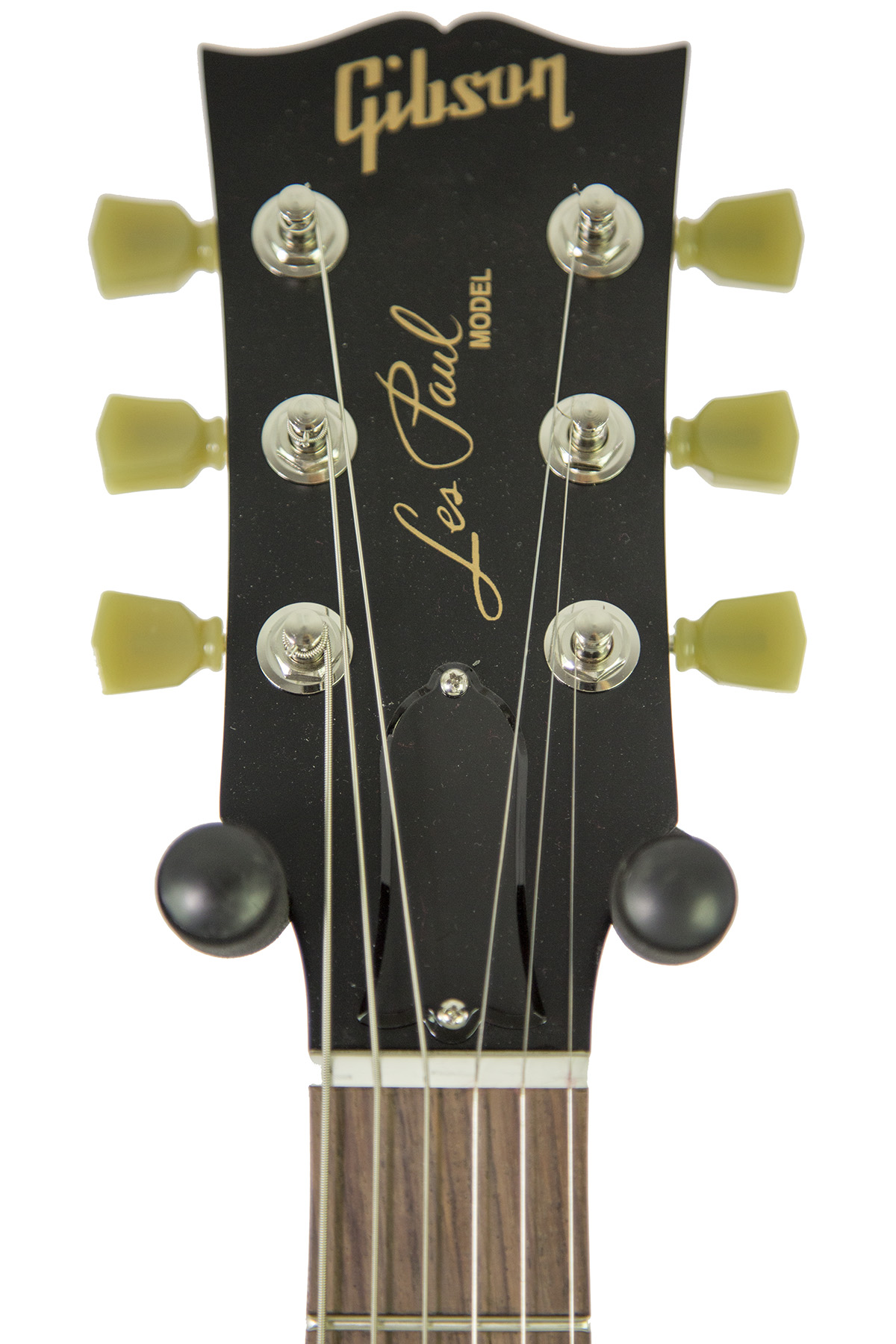 Used 2017 Gibson Les Paul Tribute Black Electric Guitar - New York ...