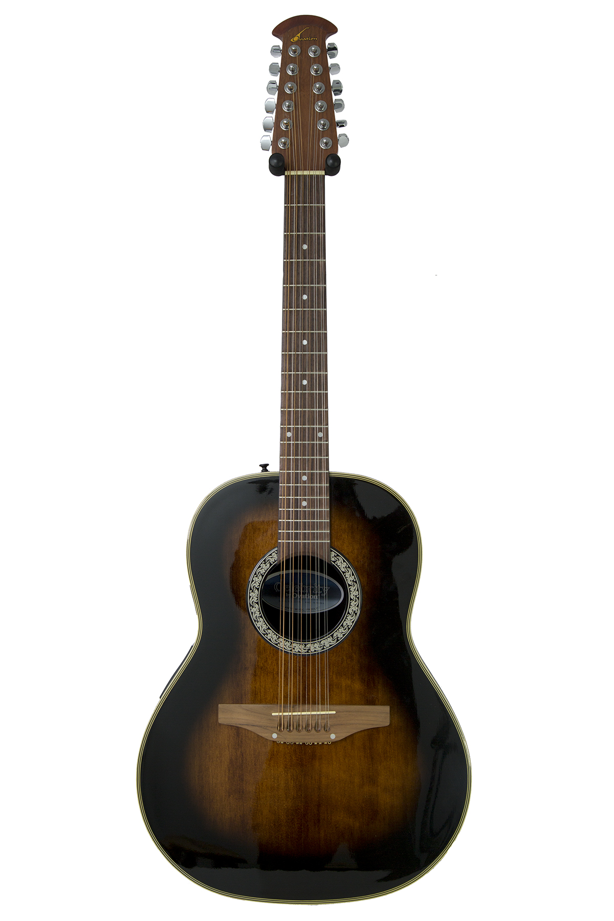 used ovation celebrity cc165 12 string sunburst acoustic electric guitar new york music emporium. Black Bedroom Furniture Sets. Home Design Ideas