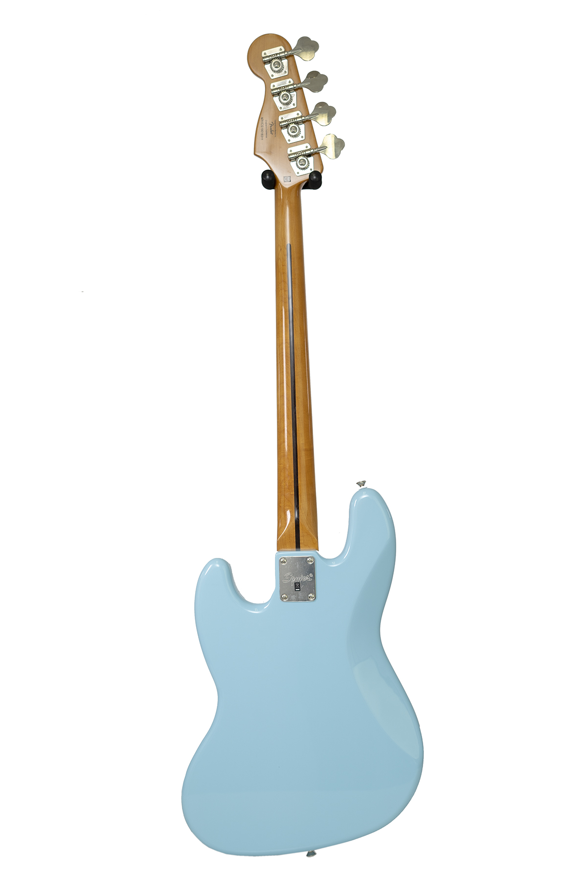 brand new fender squier classic vibe 60 39 s jazz bass daphne blue new york music emporium. Black Bedroom Furniture Sets. Home Design Ideas