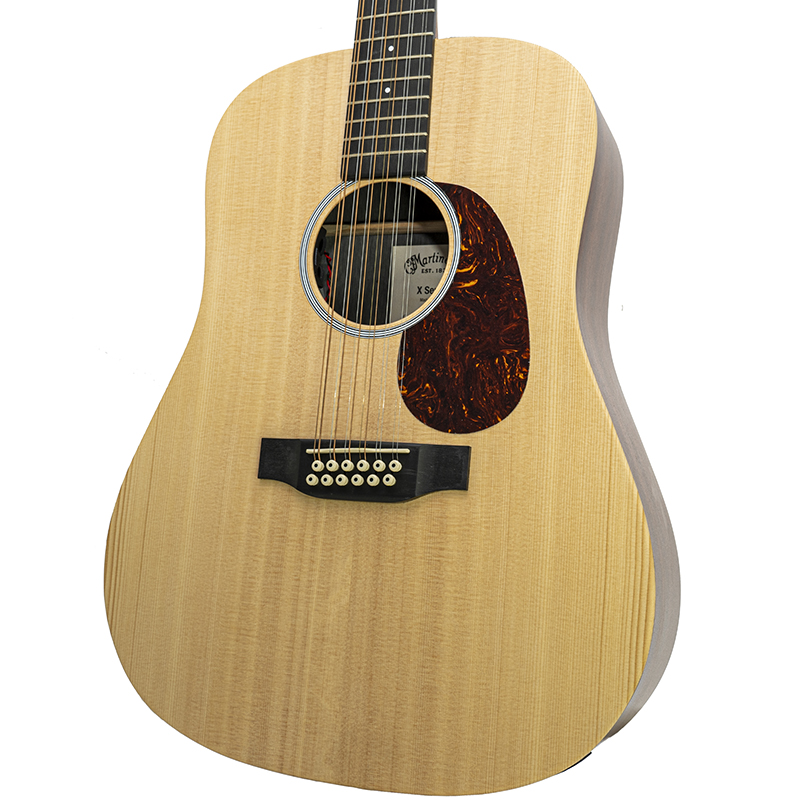 brand new martin d12x1ae natural acoustic electric guitar new york music emporium. Black Bedroom Furniture Sets. Home Design Ideas