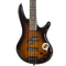 Brand New Ibanez GSR200SM Spalted Maple Top Charcoal Brown Burst Electric Bass
