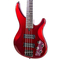 Brand New Yamaha TRBX304  Candy Apple Red Bass Guitar
