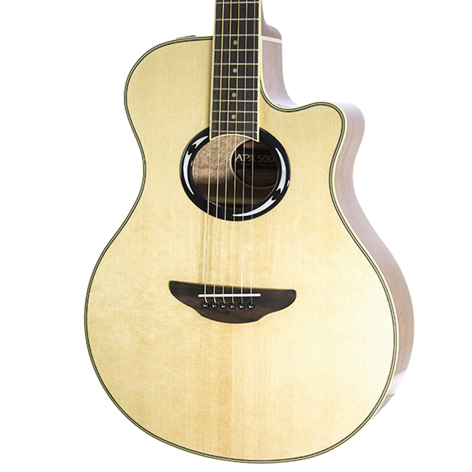 Brand New Yamaha APX500III Natural Acoustic Electric Guitar
