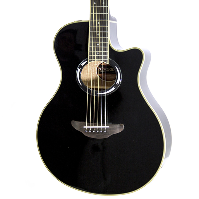 brand new yamaha apx500iii black acoustic electric guitar new york music emporium. Black Bedroom Furniture Sets. Home Design Ideas