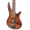 Brand New Ibanez Bass Workshop SRMS805 Brown Topaz Burst