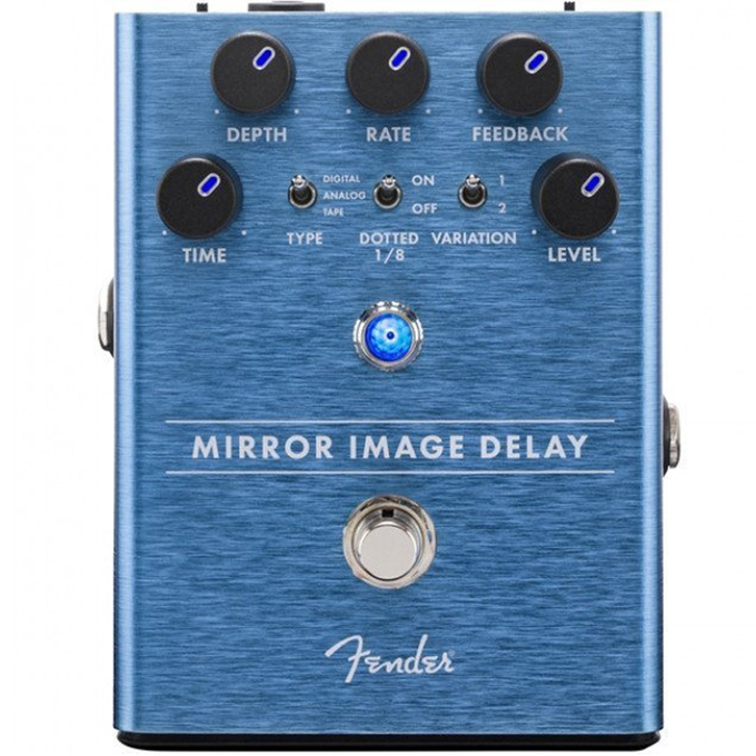Brand New Fender Mirror Image Delay Pedal