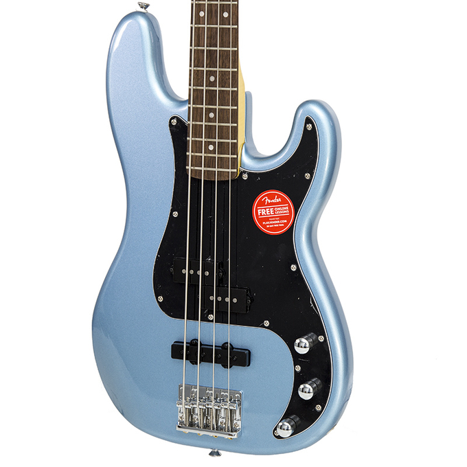 Brand New Fender Squier Vintage Modified Precision Lake Placid Blue Bass PJ
