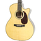 Brand New Martin GPC-28E Natural W/ Fishman Aura VT Enhance Electronics