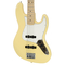 Brand New Fender Player Buttercream Jazz Bass