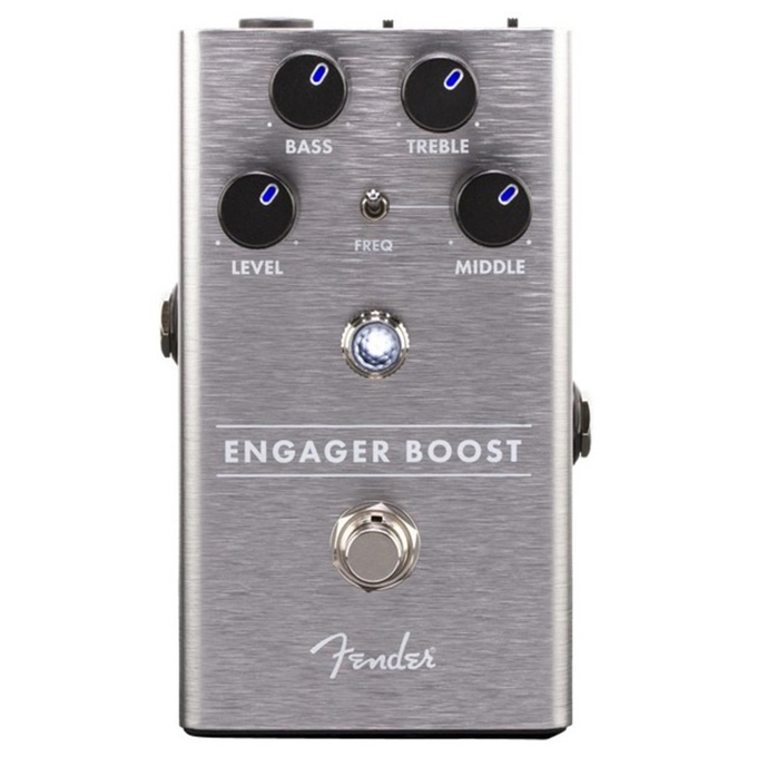 Brand New Fender Engager Boost Pedal