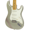 Brand New Fender Made in Japan Traditional '50s Stratocaster with Competition Stripe Inca Silver