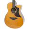 Brand New Yamaha AC3R Vintage Natural Acoustic Electric Guitar