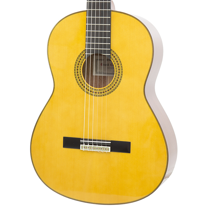 Brand New Yamaha GC12S Classical Guitar Natural