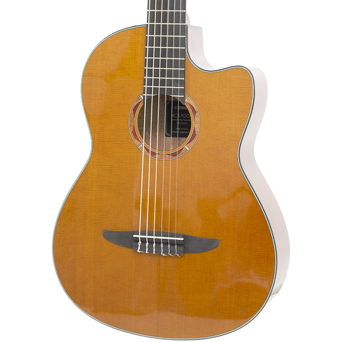 Brand New Yamaha NCX700C Classical Guitar With Cutaway