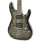 Brand New Schecter C-6 Plus Electric Guitar Charcoal Burst