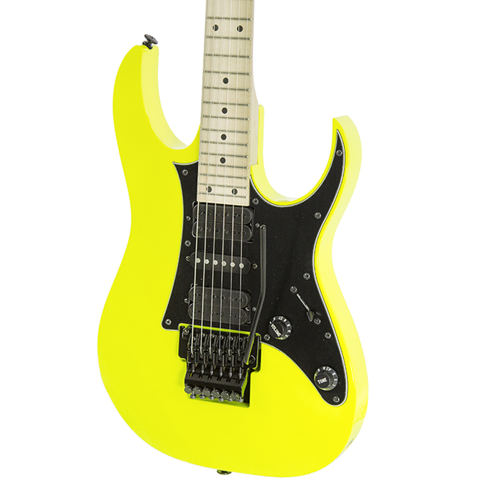 Brand New Ibanez Genesis Collection RG550 Desert Sun Yellow Electric Guitar