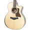 Brand New Taylor 814ce Deluxe V-Class Grand Auditorium Cutaway Natural Sitka Spruce Top