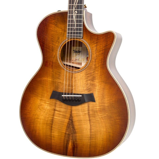 Brand New Taylor K24ce Shaded Edgeburst