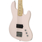 Brand New Fender Flea Signature Active Jazz Bass Satin Shell Pink