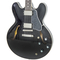 Used 2019 Gibson Memphis ES-335 Dot Graphite Metallic