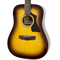 Used Guild GAD-G212 Sunburst 12-String Acoustic Electric Guitar