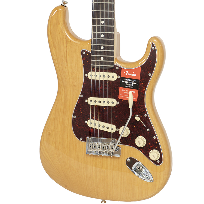 Fender Limited Edition American Pro Lightweight Ash Stratocaster 6lbs 14oz