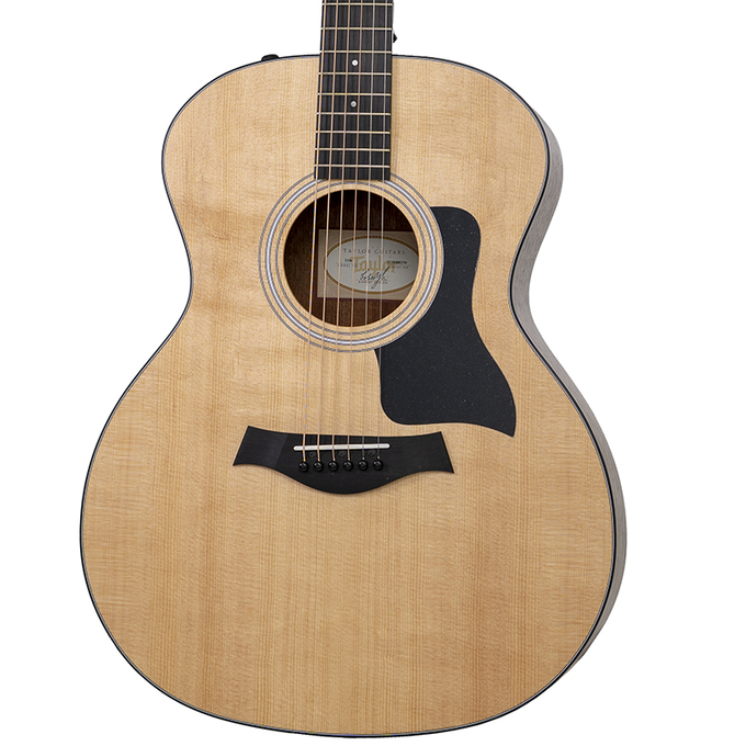 Brand New Taylor 114e Layered Walnut Back and Sides