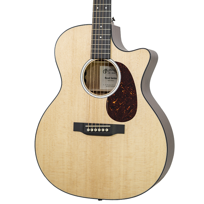 Brand New Martin GPC-11E Road Series Natural Acoustic Electric Guitar