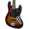 Brand New Fender American Performer Jazz Bass 3-Tone Sunburst