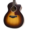 Brand New Taylor 214ce Deluxe - Sunburst w/ Rosewood Back & Sides