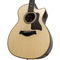 Brand New Taylor 714ce V-Class - Natural Lutz Spruce Top