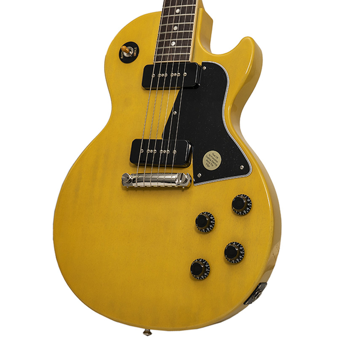 Used Gibson Les Paul Special TV Yellow Electric Guitar