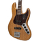 Brand New Fender American Ultra Jazz Bass Aged Natural