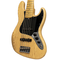 2017 Fender American Professional Jazz Bass V Natural with Maple Fingerboard