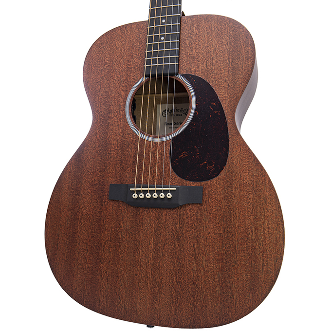 Brand New Martin 000-10E Road Series Natural Sapele Acoustic Electric Guitar
