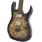 Brand New Ibanez Premium RG1121PB Charcoal Black Burst