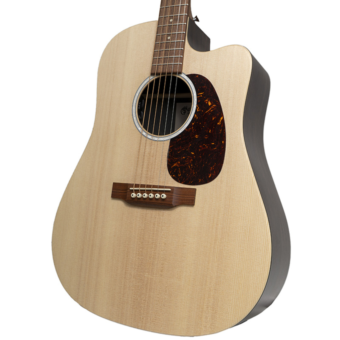 Brand New Martin DC-X2E Rosewood Natural Acoustic Electric Guitar