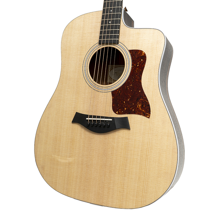 Brand New Taylor 210ce Natural Acoustic Electric Guitar