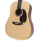 Brand New Martin D-X1E HPL Sitka Spruce Dreadnought Acoustic-Electric Guitar Natural