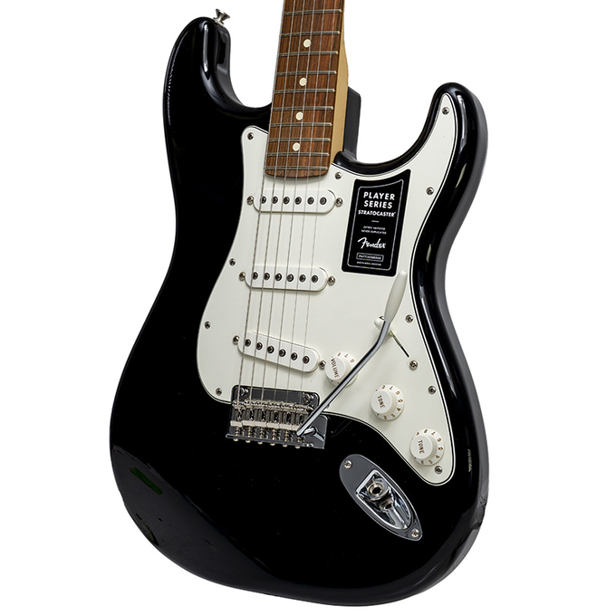Brand New Fender Player Stratocaster Black with Pau Ferro Fingerboard