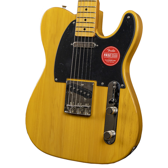 Brand New Fender Squier Classic Vibe 50's Telecaster Butterscotch Blonde